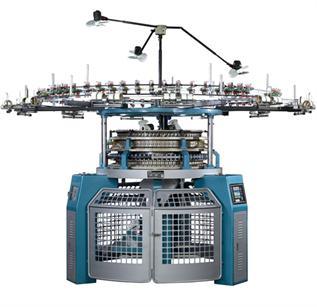 Single Jersey Computerized Jacquard Knitting Machine
