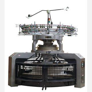 Inter-Rib Open Width Circular Knitting Machine