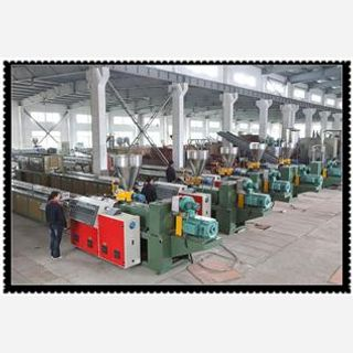 25000*5000*5000mm, wpc profiles,extruders