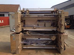 150-340 cm, Weaving, 2.2 Kv, 10000 Meters per month