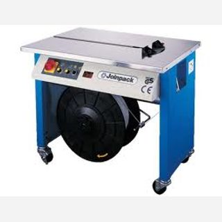 910 mm. (L) x 580 (W) x 370 (H) , To Strap boxes (packing), 10, 220V, 5Hz, 100 Machines
