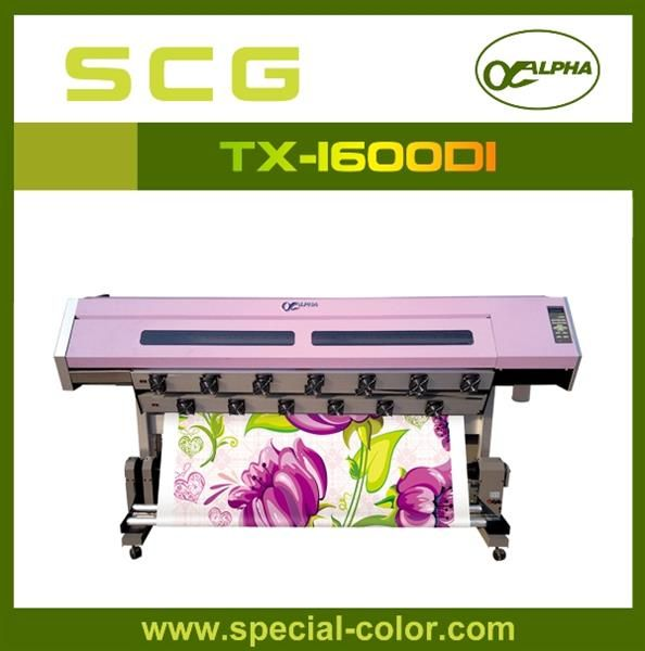 non stretch fabric printing machine