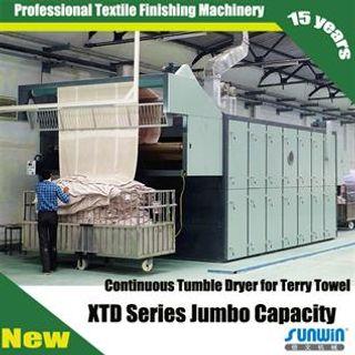 Continuous Tumble Dryer