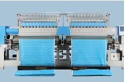 Multi Head Quilting and Embroidery Machine