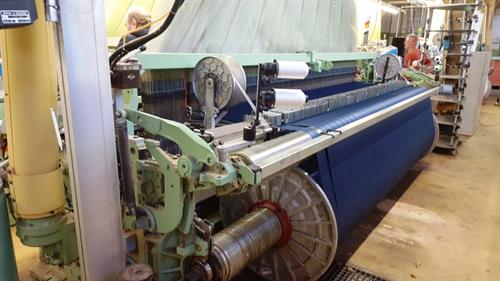 Air Jet Weaving Looms