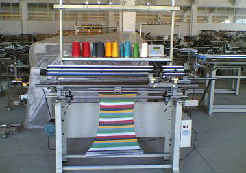Flat Knitting Machine