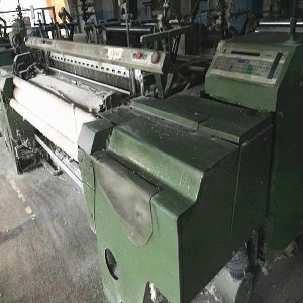 Picanol Super Excel Used Rapier Looms