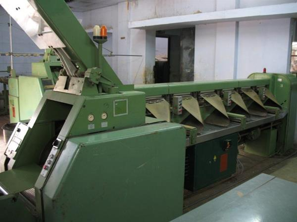 Toyota Combing Machine