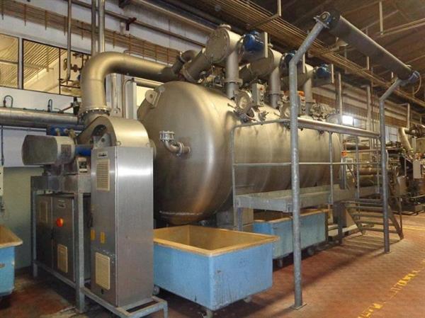THEN-AFS Dyeing Machine