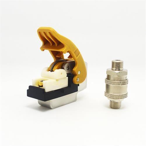 Air Interlacing Nozzle