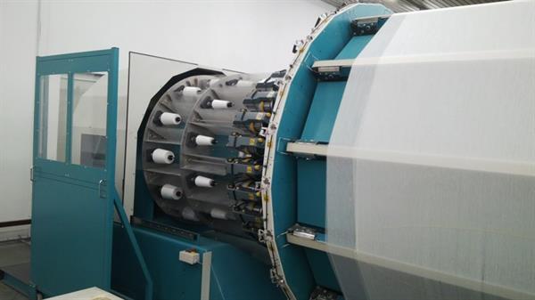 Used Sampling Warper Machine