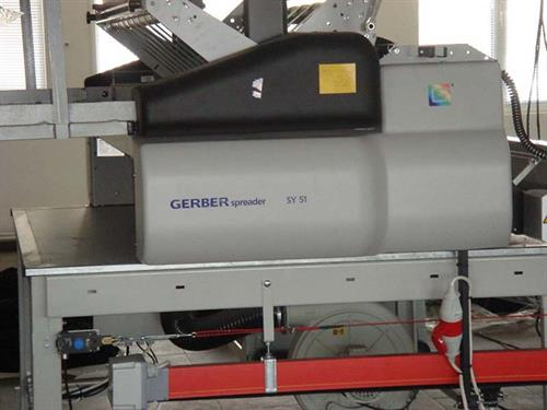 Cutting Machine for Garments