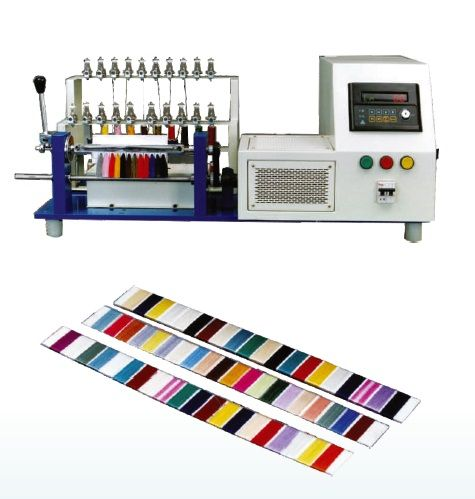Shade Card Winding Machine Exporter