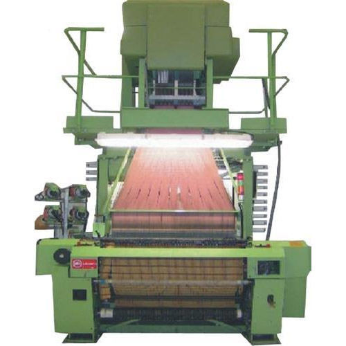 Used Taffeta Label Weaving Machine