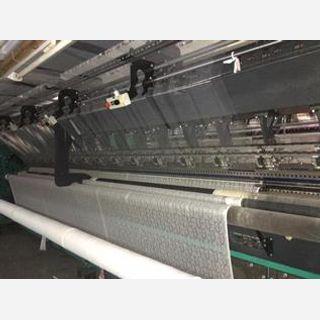 Raschel Machine-Knitting