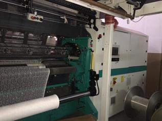 Raschel Machine-Knitting