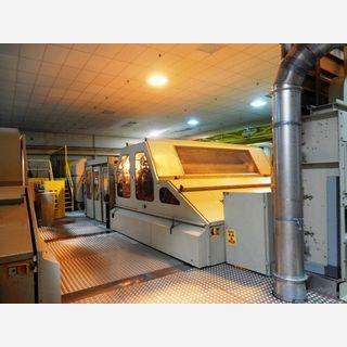 Acrylic Carding Machine Exporters