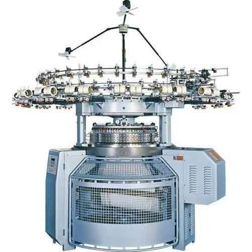 Used Double Jersey Circular Knitting Machine