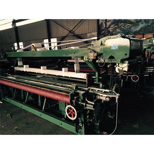 Used Rapier Machine