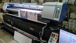 Digital Direct Textile Printer