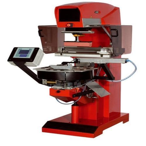 Old Rotary Printing Machine