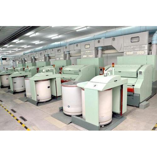Used Carding Machine