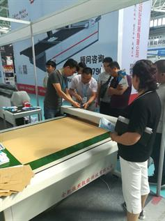Apparel CAD Flatbed Plotter Cutter