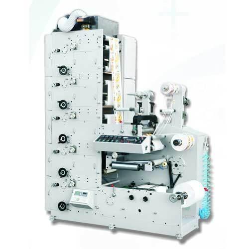 Flexo Label Machine