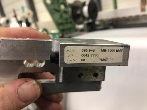 Dornier Tension Pass Sensor