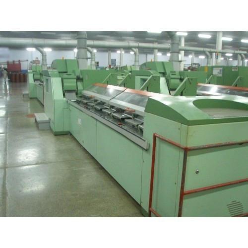 Used Comber Textile Machine