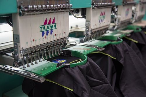 Two Headed Embroidery Machines
