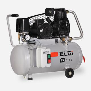 Oil Lubricated Piston Compressor