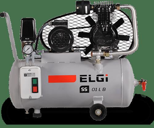 1-3 HP Single Oil Lubricated Piston Compressor