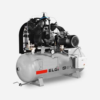 3-20 HP Oil Lubricated Piston Compressor