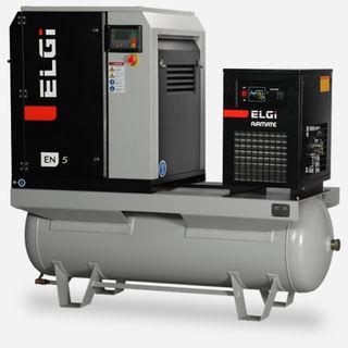 EN Series Screw Compressors 22 to 75 KW