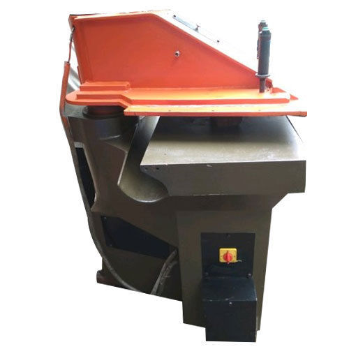 Used Leather Cutting Machine