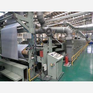 Oil Heated Stenter Machines
