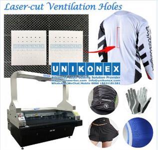 Laser-cut Ventilation Machine