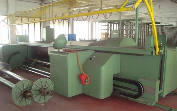 Used Warping Machine