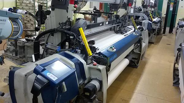 Used Picanol Optimax Looms