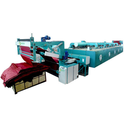 Used Stenter Machine