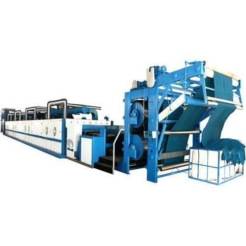 Used Stenter Machine