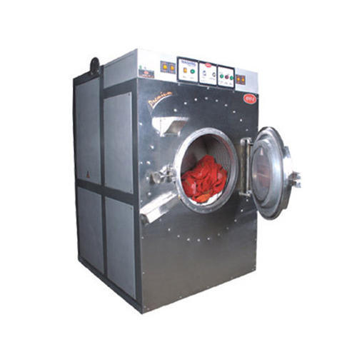 Used Continuous Washing Machine