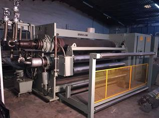 Used Calender Machinery