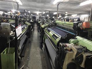 Weaving Loom-Pre-owned Machinery