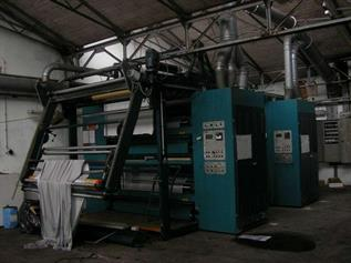 Used Lafer Shearing Machine