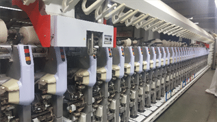 Used Autoconer Machine