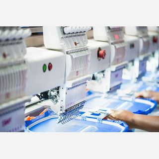 Used Embroidery Machinery
