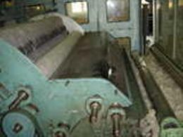 Carded Wool Spinning and Tearing Equipment