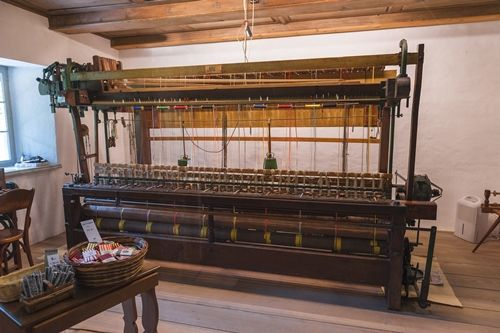 Used Weaving Loom